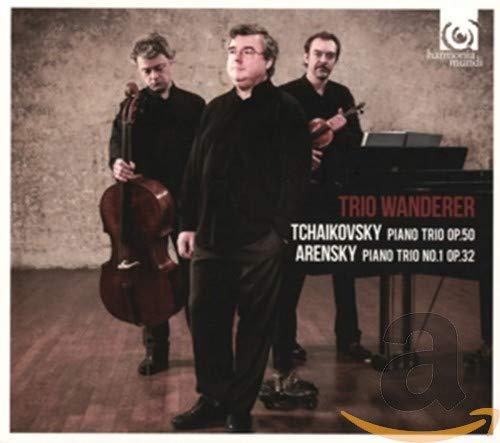 Tchaikovsky: Piano Trio Op.50; Arensky: Piano Trio No.1 Op.32