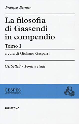 La filosofia di Gassendi in compendio: 1