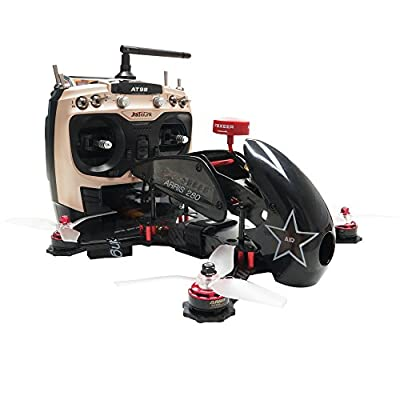 ARRIS X-Speed 280 V2 FPV Quadcopter Racing Drone RTF With Flycolor Raptor S-Tower 4-in-1 (30A ESC + F3 + OSD + PDB).