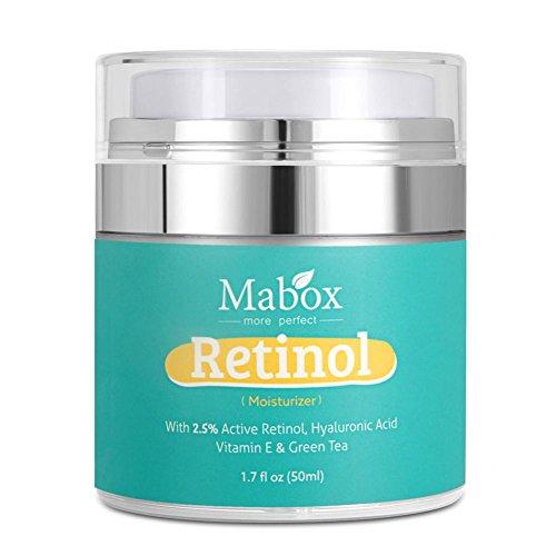MABOX Loción Hidratante Blanqueadora Aceite Hidratante Crema Hidratante Suplemento de Ácido Hialurónico