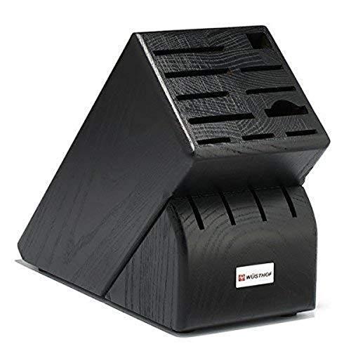 WUSTHOF Block Knife Storage, One Size, Black