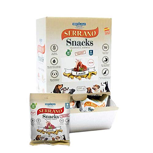Mediterranean Snack - Paquete de 25 x 100 gr - Total: 2500 gr