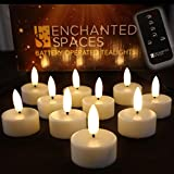 Best Flameless Tea Lights - Set of 10 Flameless LED Ivory Tealights Candles Review