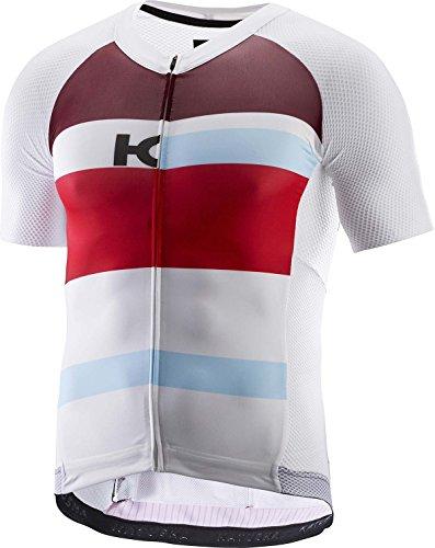 KATUSHA AERO Jersey Kurzarmtrikot Herren Rennrad Kurzarm Trikot SS Shirt (S)