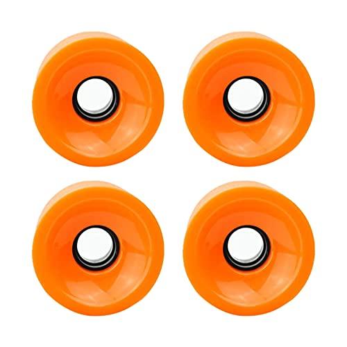 SunniMix Paquete de 4 Ruedas de Skate 78A de 70 x...