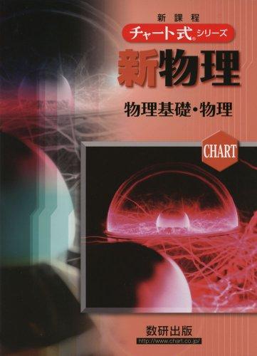数研出版『チャート式シリーズ 新物理 物理基礎・物理』