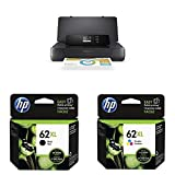 HP OfficeJet 200 Mobile Printer with XL Ink Bundle