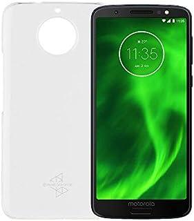 Capa Protetora Cristal Case Transparente Moto G6 PLUS, Motorola, G6 Plus, Capa com Proteção Completa (Carcaça+Tela), Transparente