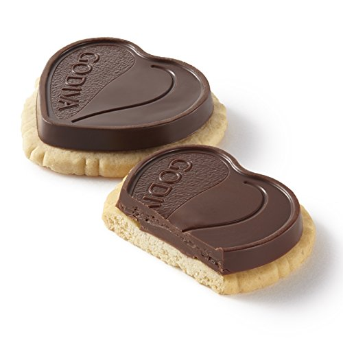 Product Image 6: GODIVA Chocolatier Assorted Gift Box Chocolate Cookie, Covered Biscuit