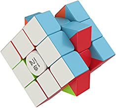 The Amazing Smart Cube [IQ Tester] 3x3 Magic Speed Cube - Anti Stress for Anti-Anxiety Adults Kids - Best Puzzle Toy Turns Quicker and More Precisely