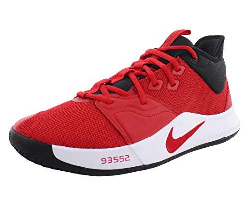 Nike Mens PG 3 AO2607 600 University Red - Size 12