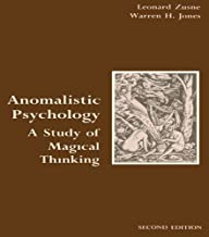 Best anomalistic psychology a study of magical thinking Reviews