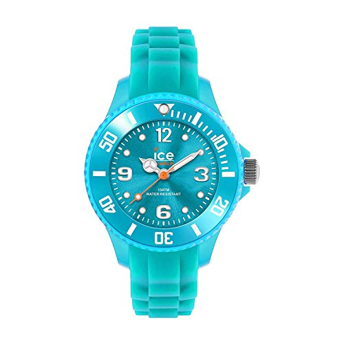 Ice-Watch - ICE forever Turquoise - Women's wristwatch with silicon strap - 000965 (Small)