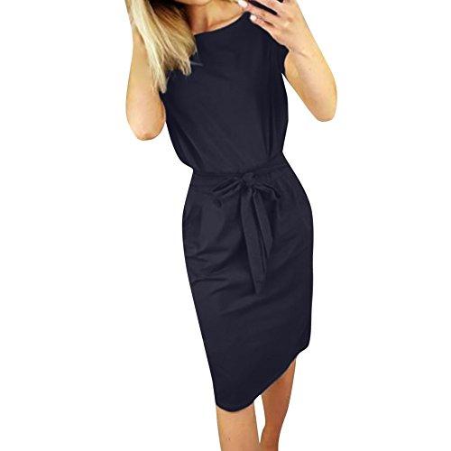 Tosonse 2020 Casual Kurzarm Kleider Für Frauen Party Bodycon Mantel Belted Mini-Kleid Mit Taschen