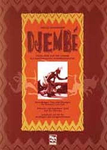 Djembe 1: Freies Spiel auf der Djembe als musikalisches Ausdrucksmittel. Grundlagen, Tips und Übungen für Grooves und Soli. Lehrbuch für Anfänger und Fortgeschrittene. Mit Audio-CD