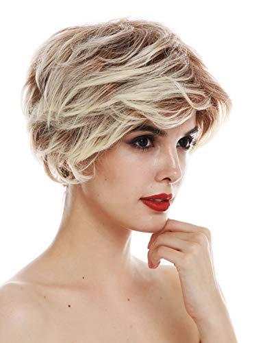 conseguir pelucas cabello natural platino en internet