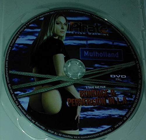 Sex Film Private Fetish Machine 30: Bondage & Perversion in L.A. ¡Wanted Movie! NICHT ABDECKEN - NUR SCHEIBE (IN EINER SLIM BOX SERVIERT)