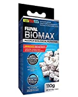 Promotes growth of beneficial bacteria Fits the Fluval U2, U3 and U4 Filters Replenish only half at one time Works in freshwater or marine environments