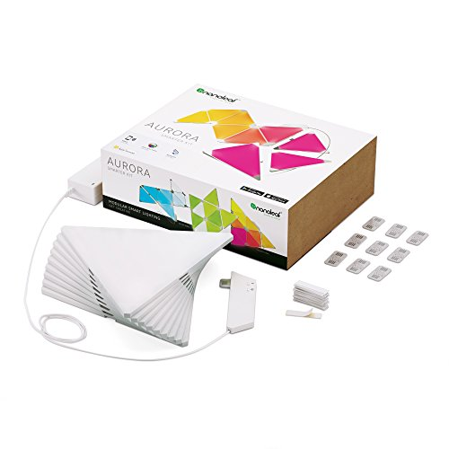 Nanoleaf NL22-0003TW-9PK Light Panels Smarter Kit