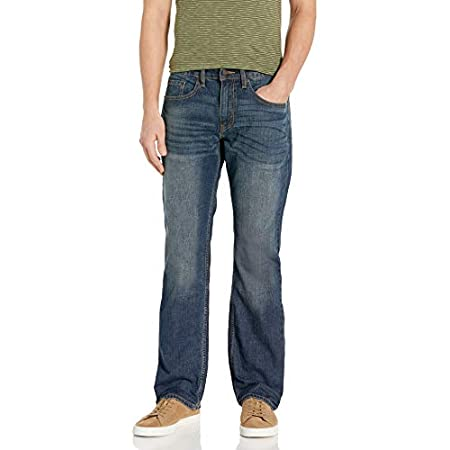 Signature by Levi Strauss & Co Herren Jeans mit Relaxed Fit