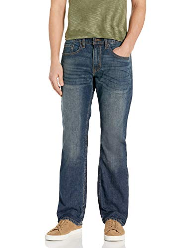 Signature by Levi Strauss & Co. Gold Label Men's Relaxed Fit Jeans, Headlands, 36W x 34L