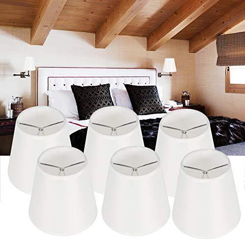 jadenzhou Cubierta de lámpara, Pantalla Sedosa y Resistente al Desgaste, cómoda y Ligera Hotel de Estudio