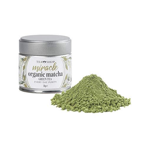 TEA SHOP - Té Matcha - Miracle Organic Matcha - 30g - Matcha, Sets y Packs