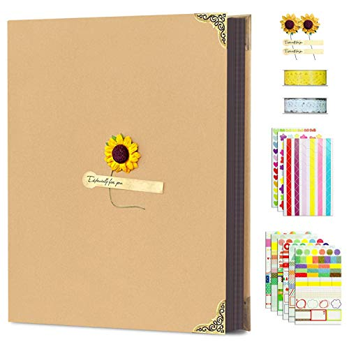 Scrapbook Photo Album, Aibesser ...