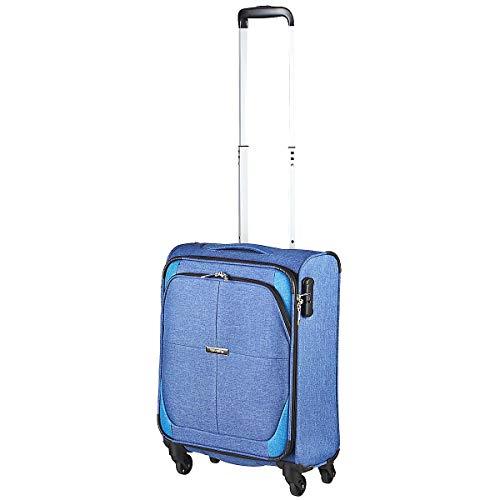 Travelite Nida 4-Rollen-Kabinentrolley 54 cm blau