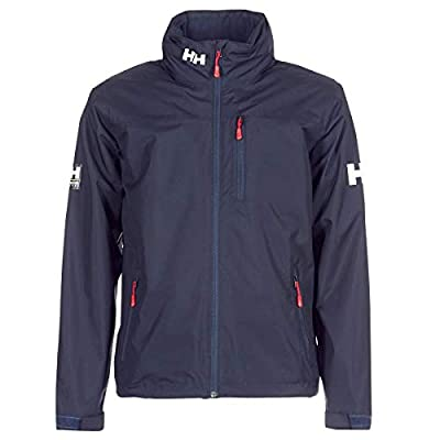 Helly Hansen Men's Crew Hooded Midlayer Jacket Hooded Jacket