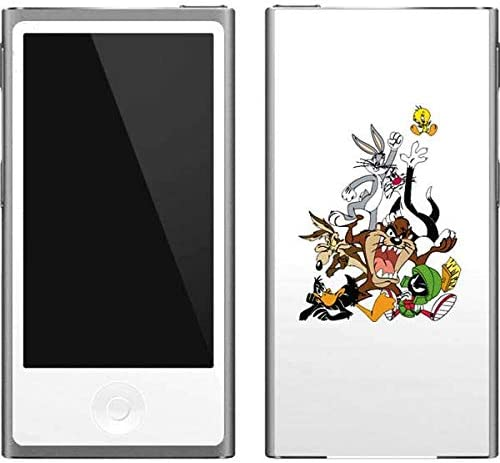 Skinit Decal Chicago Mall Ultra-Cheap Deals MP3 Player Skin Compatible with 7th Gen iPod Nano