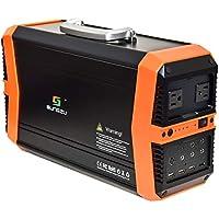 Sungzu Portable Power Station 550Wh Emergency Solar Generator Battery Backup Power Supply