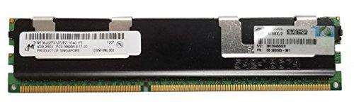 MICRON mt36jszf51272pz-1g4g1fe PC3–10600R DDR313334GB, ECC, Reg 2Rx4(para servidor sólo)
