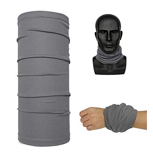 Elastische zakdoeken, multifunctionele doek, bandana, hoofddoek, magische bivakmuts, uv-tube armband voor vissen, zeilen, skiën en wintersport.