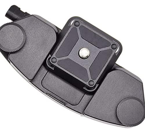 Clip da Cintura Camera Strap Mount , Clip da cintura per fotocamera, clip da cinturaMacchine Fotografiche D'azione, Accessori macchina fotografica con 1/4 vite piastra a sgancio rapido per DSLR