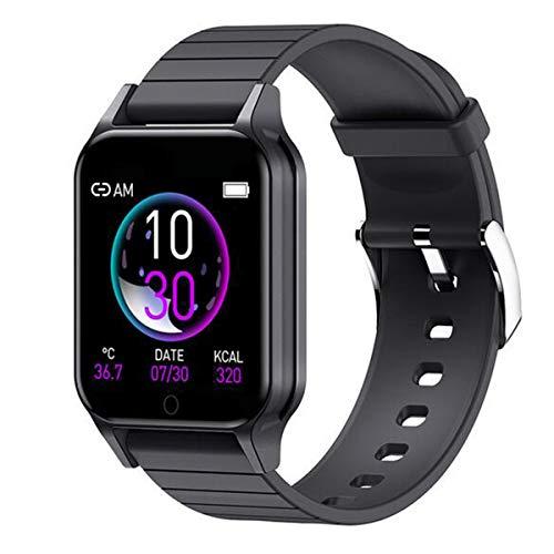 Smartwatch, Fitness Armband Sport Uhr Mit Blutdruckmessung, Pulsuhren, Schrittzähler, Kalorienzähler, 1.54 ''Color Screen Bluetooth Smart Watch Für Damen Herren Aktivitäts Tracker (White)