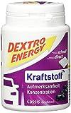 Dextro Energy Kraftstoff Cassis / Mini Traubenzucker-Täfelchen mit schnell verfügbarer Glucose in...