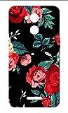 Oye Stuff Floral Printed Designer Slim Hard Back Cover Case for Coolpad Note 5