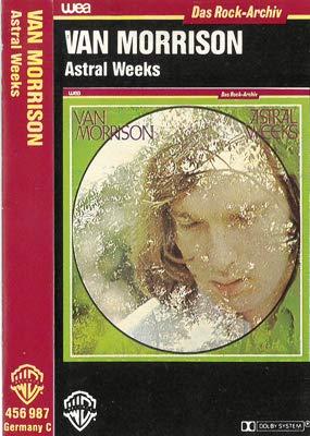 Astral Weeks (versione audio cassetta)