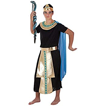 Creaciones Llopis - Disfraz de faraón para adulto, talla única ...