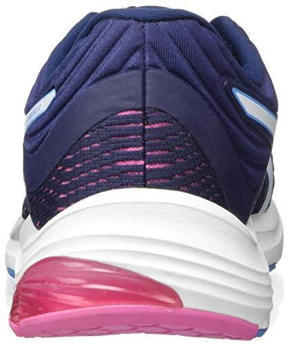 ASICS Gel-Pulse 11, Zapatillas Deportivas Mujer, Peacoat/White, 43.5 EU