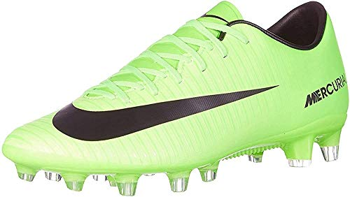 Nike Herren Mercurial Victory Vi Ag-Pro Fußballschuhe, Grün (Electric Green/black-flash Lime-white), 44.5 EU