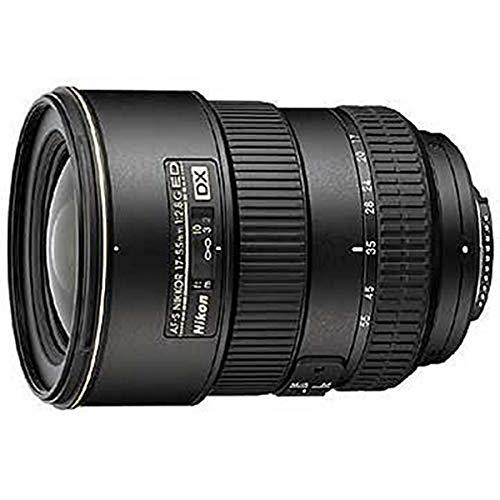 Nikon AF-S DX NIKKOR 17-55mm f/2.8G IF-ED Zoom Lens with Auto Focus for Nikon DSLR...