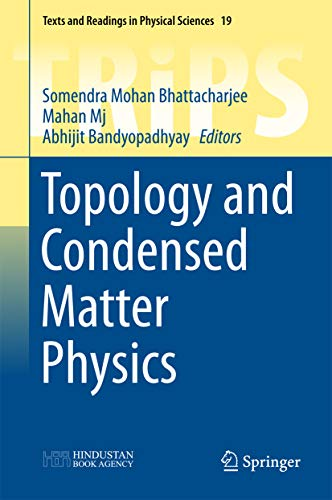 Topology and Condensed Matter Physi…