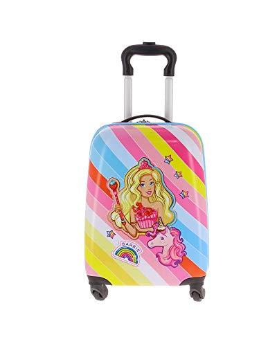 BARBIE Hard Cabin Koffer 102695DRE 4 Wheel Multicolor Girl