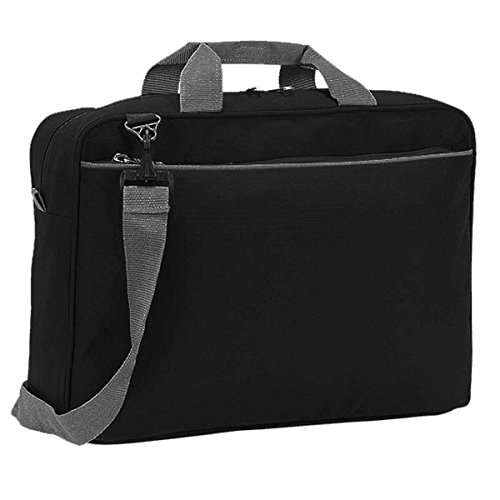 Shugon Kansas conferenza bag, Black (Nero) - 1448