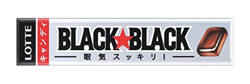 ロッテ ブラックブラック キャンディ 11粒 [9837]