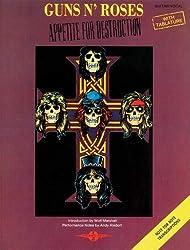Guns N\' Roses Appetite For Destruction Guitar Tab.