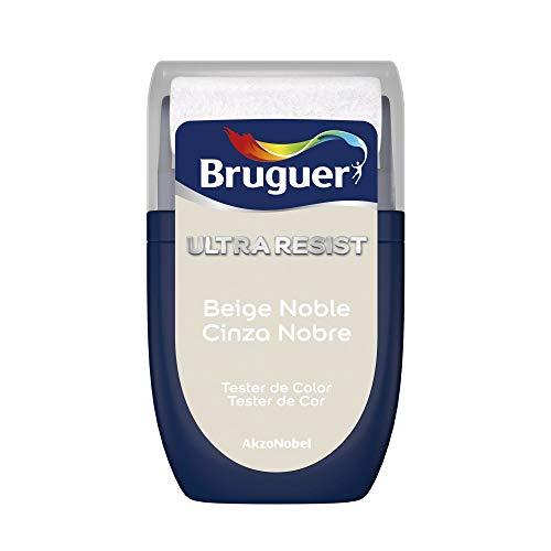 Bruguer Tester ULTRA RESIST Pintura para paredes ultra lavable Beige Noble, 0.030 litros