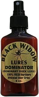 Black Widow Gold Label Dominator Deer Lure